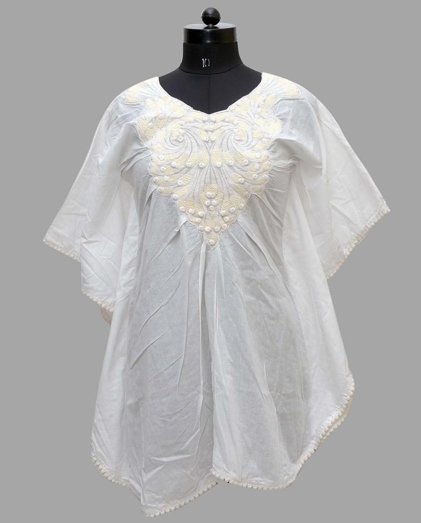 poncho tops western wear cotton evening wear
