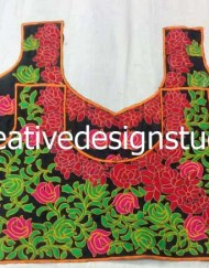 Embroidery Blouse Patch