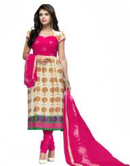 Cotton Printed Dress Printed Material