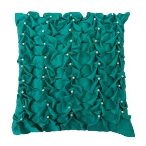 Beaded Fancy Hand Made Pillow Cover
